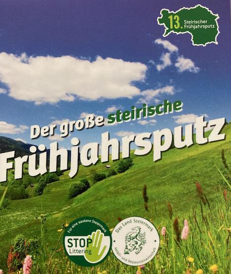 Steirischer Frühjahrsputz2021
